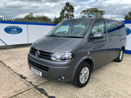 Volkswagen Caravelle 2013 SE TDI BLUEMOTION TECH Wheelchair & scooter accessible vehicle WAV 4