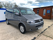 Volkswagen Caravelle 2013 SE TDI BLUEMOTION TECH Wheelchair & scooter accessible vehicle WAV 2