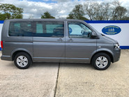 Volkswagen Caravelle 2013 SE TDI BLUEMOTION TECH Wheelchair & scooter accessible vehicle WAV 24