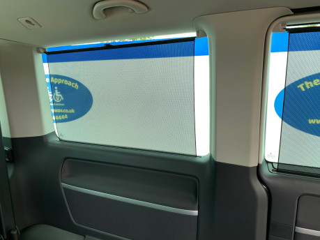 Volkswagen Caravelle 2013 SE TDI BLUEMOTION TECH Wheelchair & scooter accessible vehicle WAV 17