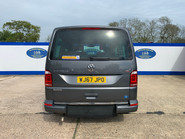 Volkswagen Caravelle 2017 EXECUTIVE TDI BMT Wheelchair & scooter accessible vehicle WAV 5