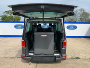 Volkswagen Caravelle 2017 EXECUTIVE TDI BMT Wheelchair & scooter accessible vehicle WAV 6