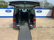 Volkswagen Caravelle 2017 EXECUTIVE TDI BMT Wheelchair & scooter accessible vehicle WAV 7