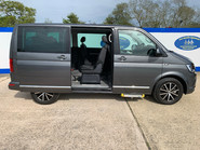 Volkswagen Caravelle 2017 EXECUTIVE TDI BMT Wheelchair & scooter accessible vehicle WAV 23
