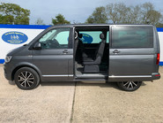 Volkswagen Caravelle 2017 EXECUTIVE TDI BMT Wheelchair & scooter accessible vehicle WAV 22