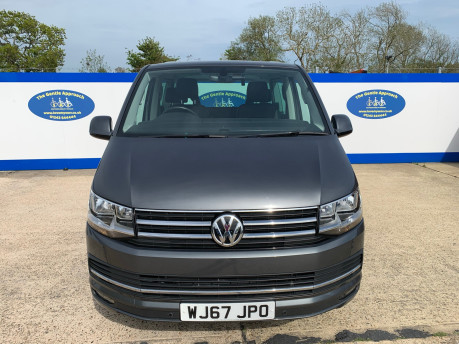 Volkswagen Caravelle 2017 EXECUTIVE TDI BMT Wheelchair & scooter accessible vehicle WAV 3