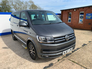 Volkswagen Caravelle 2017 EXECUTIVE TDI BMT Wheelchair & scooter accessible vehicle WAV 2