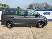 Volkswagen Caravelle 2017 EXECUTIVE TDI BMT Wheelchair & scooter accessible vehicle WAV 24