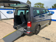 Volkswagen Caravelle 2017 EXECUTIVE TDI BMT Wheelchair & scooter accessible vehicle WAV 25