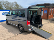 Volkswagen Caravelle 2017 EXECUTIVE TDI BMT Wheelchair & scooter accessible vehicle WAV 1