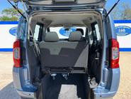 Fiat Qubo 2010 MULTIJET DYNAMIC DUALOGIC Wheelchair Accessible Vehicle WAV 8