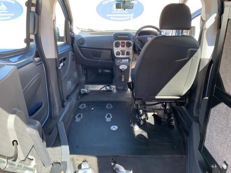 Fiat Qubo 2010 MULTIJET DYNAMIC DUALOGIC Wheelchair Accessible Vehicle WAV 10