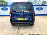 Peugeot Rifter 2021 BLUEHDI S/S ALLURE Wheelchair & scooter accessible vehicle WAV 5