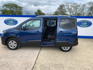 Peugeot Rifter 2021 BLUEHDI S/S ALLURE Wheelchair & scooter accessible vehicle WAV 21