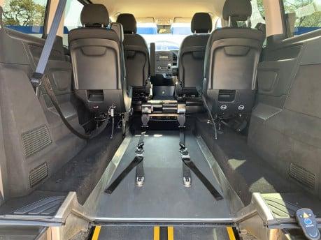 Mercedes-Benz Vito 2017 111 BLUETEC TOURER PRO Wheelchair & scooter accessible vehicle WAV 8
