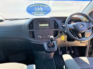Mercedes-Benz Vito 2017 111 BLUETEC TOURER PRO Wheelchair & scooter accessible vehicle WAV 18