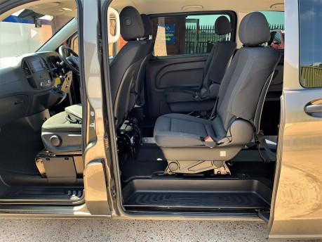 Mercedes-Benz Vito 2017 111 BLUETEC TOURER PRO Wheelchair & scooter accessible vehicle WAV 23