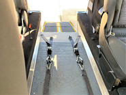 Mercedes-Benz Vito 2017 111 BLUETEC TOURER PRO Wheelchair & scooter accessible vehicle WAV 13