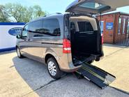 Mercedes-Benz Vito 2017 111 BLUETEC TOURER PRO Wheelchair & scooter accessible vehicle WAV 1