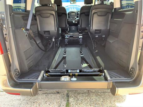 Mercedes-Benz Vito 2017 111 BLUETEC TOURER PRO Wheelchair & scooter accessible vehicle WAV 7