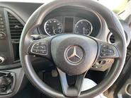Mercedes-Benz Vito 2017 111 BLUETEC TOURER PRO Wheelchair & scooter accessible vehicle WAV 15