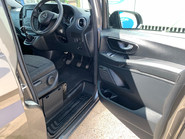 Mercedes-Benz Vito 2017 111 BLUETEC TOURER PRO Wheelchair & scooter accessible vehicle WAV 14