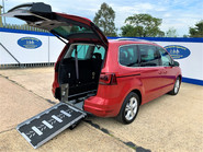 SEAT Alhambra 2020 TDI XCELLENCE DSG Wheelchair & scooter accessible Vehicle WAV 28