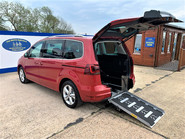 SEAT Alhambra 2020 TDI XCELLENCE DSG Wheelchair & scooter accessible Vehicle WAV 1
