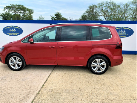 SEAT Alhambra 2020 TDI XCELLENCE DSG Wheelchair & scooter accessible Vehicle WAV 23
