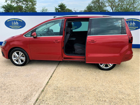 SEAT Alhambra 2020 TDI XCELLENCE DSG Wheelchair & scooter accessible Vehicle WAV 24