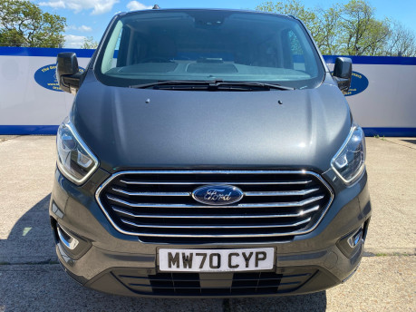 Ford Tourneo Custom 320 TITANIUM X ECOBLUE L1 wheelchair & scooter accessible vehicle WAV 3