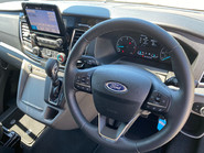 Ford Tourneo Custom 320 TITANIUM X ECOBLUE L1 wheelchair & scooter accessible vehicle WAV 7