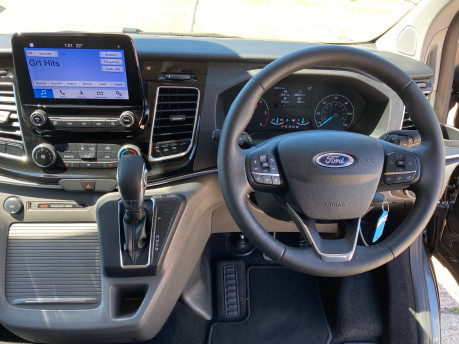 Ford Tourneo Custom 320 TITANIUM X ECOBLUE L1 wheelchair & scooter accessible vehicle WAV 6