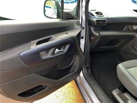 Peugeot Rifter 2019 HORIZON RE wheelchair & scooter accesssible vehicle WAV 19