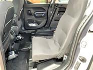 Peugeot Rifter 2019 HORIZON RE wheelchair & scooter accesssible vehicle WAV 21