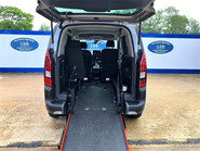 Peugeot Rifter 2019 HORIZON RE wheelchair & scooter accesssible vehicle WAV 8