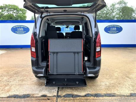 Peugeot Rifter 2019 HORIZON RE wheelchair & scooter accesssible vehicle WAV 6
