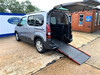 Peugeot Rifter 2019 HORIZON RE wheelchair & scooter accesssible vehicle WAV