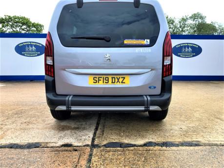 Peugeot Rifter 2019 HORIZON RE wheelchair & scooter accesssible vehicle WAV 5