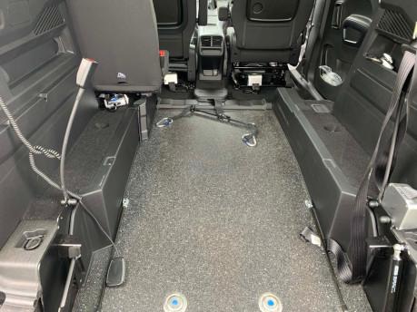 Peugeot Rifter 2019 HORIZON RE wheelchair & scooter accesssible vehicle WAV 10
