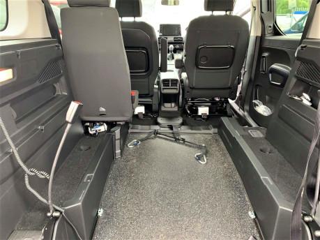 Peugeot Rifter 2019 HORIZON RE wheelchair & scooter accesssible vehicle WAV 11