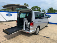 Volkswagen Caravelle 2014 EXECUTIVE TDI BLUEMOTION TECH wheelchair & scooter accessible vehicle 35