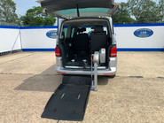 Volkswagen Caravelle 2014 EXECUTIVE TDI BLUEMOTION TECH wheelchair & scooter accessible vehicle 10