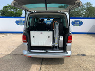 Volkswagen Caravelle 2014 EXECUTIVE TDI BLUEMOTION TECH wheelchair & scooter accessible vehicle 8