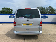 Volkswagen Caravelle 2014 EXECUTIVE TDI BLUEMOTION TECH wheelchair & scooter accessible vehicle 5