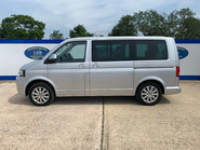 Volkswagen Caravelle 2014 EXECUTIVE TDI BLUEMOTION TECH wheelchair & scooter accessible vehicle 31