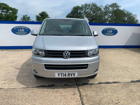 Volkswagen Caravelle 2014 EXECUTIVE TDI BLUEMOTION TECH wheelchair & scooter accessible vehicle 3