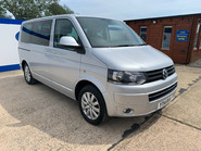 Volkswagen Caravelle 2014 EXECUTIVE TDI BLUEMOTION TECH wheelchair & scooter accessible vehicle 2