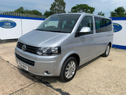 Volkswagen Caravelle 2014 EXECUTIVE TDI BLUEMOTION TECH wheelchair & scooter accessible vehicle 4
