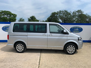 Volkswagen Caravelle 2014 EXECUTIVE TDI BLUEMOTION TECH wheelchair & scooter accessible vehicle 33